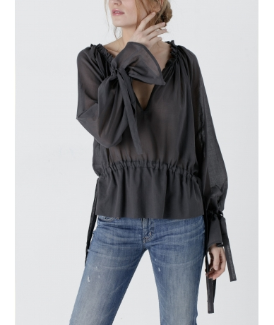 Blouse Anzu - CARBONE