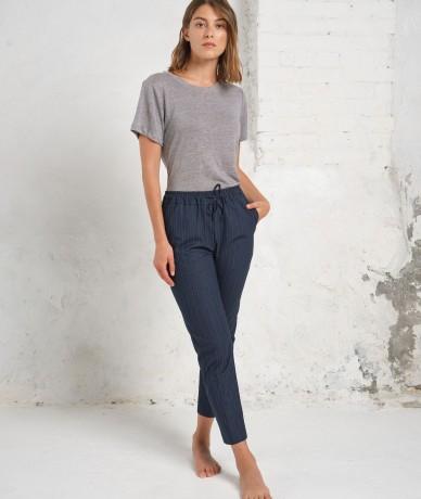 Pantalon Matteo - Bleu Nuit