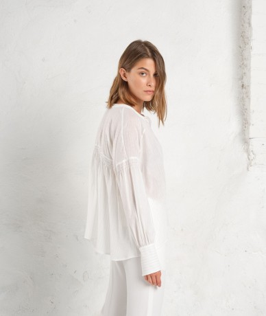 Blouse Leonardo - Off White