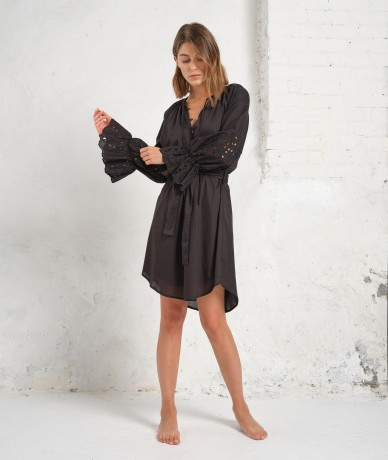 Robe Livia - Noir