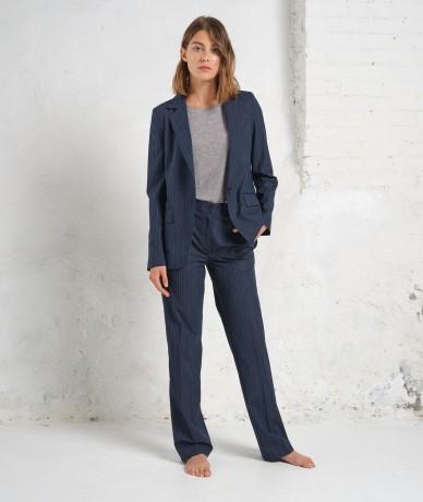 Pantalon Delfino - Bleu Nuit