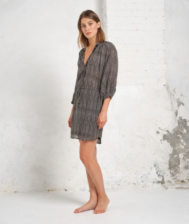 Robe Pietra - Noir