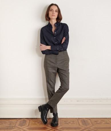 Pantalon Stevan - Brun