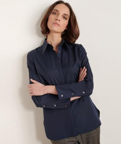 Chemise Fedora - Bleu Nuit
