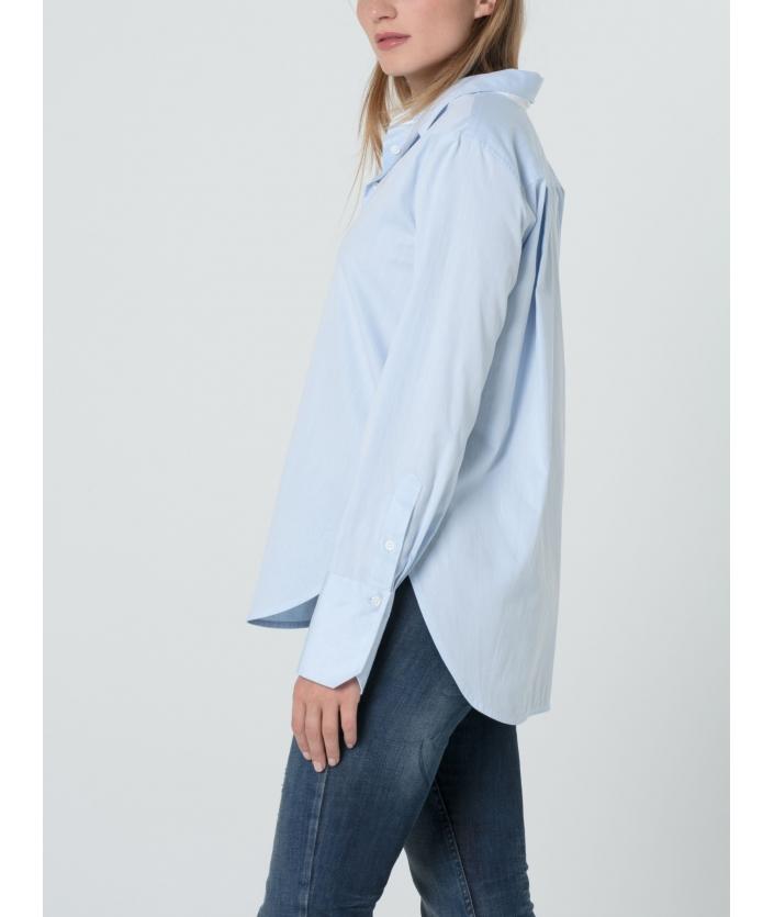 Chemise Chikae Bleu pour femme