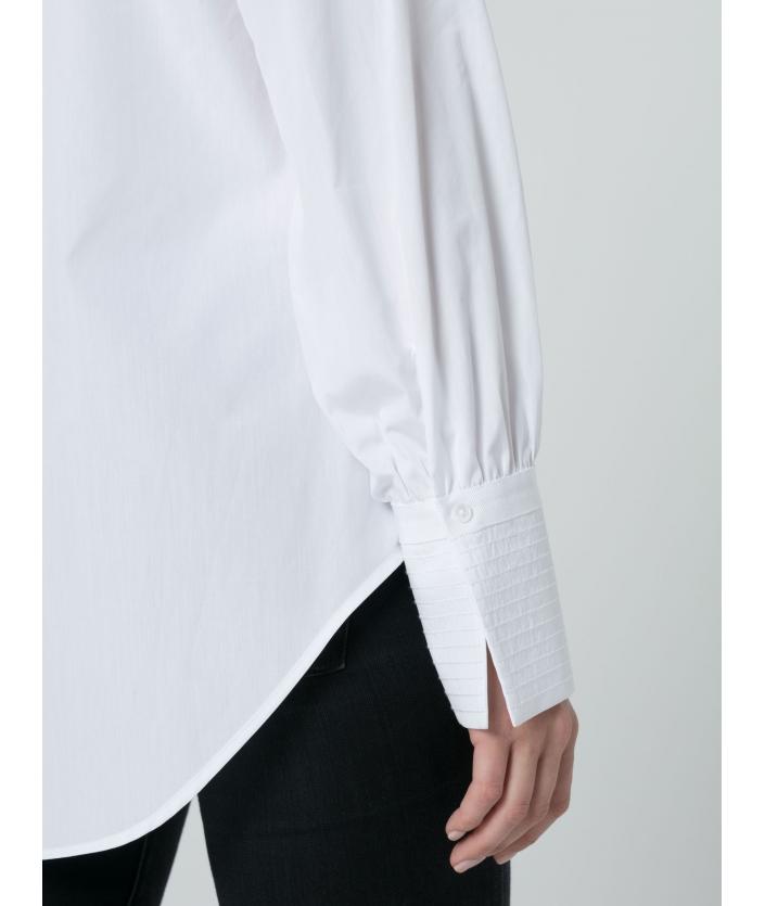 Blouse blanche pour femme