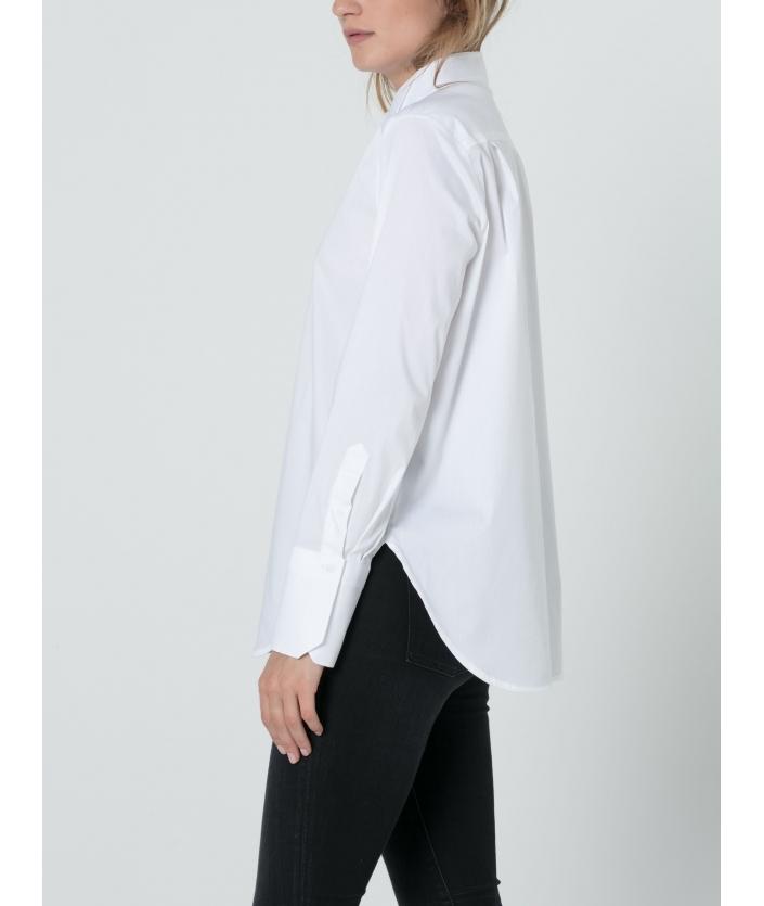 Chemise Genki blanche
