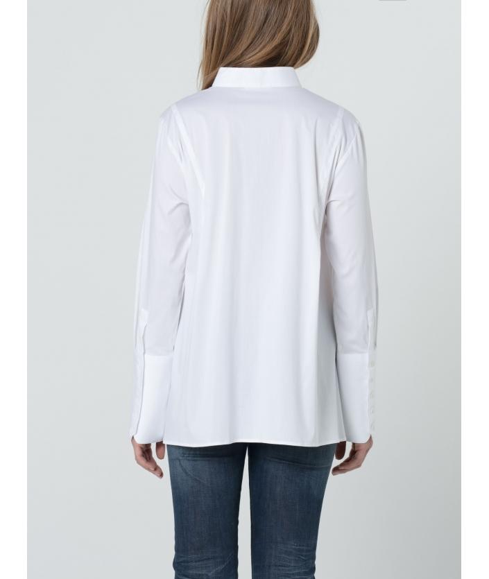 Chemise blanche Takumi
