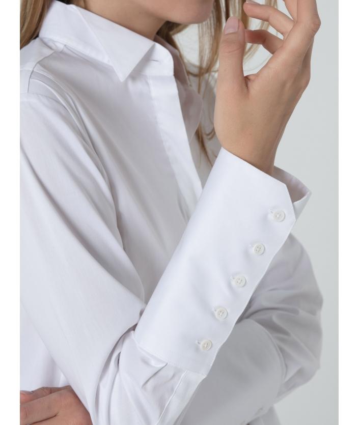 Chemise en coton pour femme