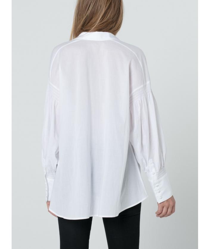Chemise blanche pour femme