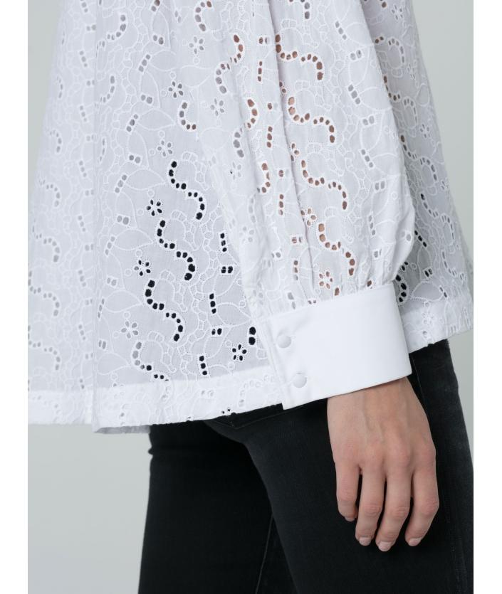 Chemise blanche Wakami