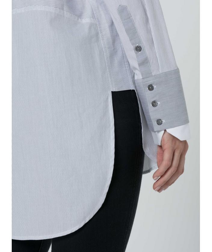 Chemise longue pour femme