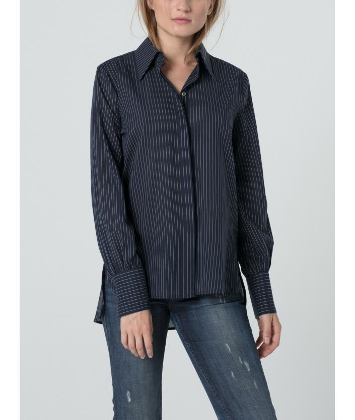 Chemise femme en voile de coton