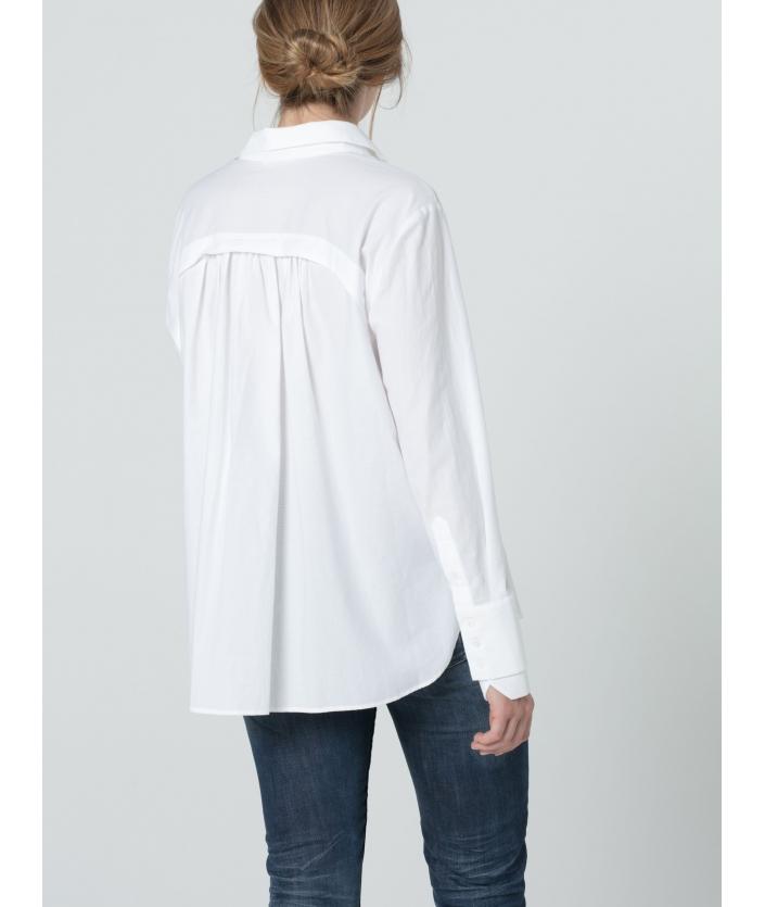 Chemise Kenta blanche
