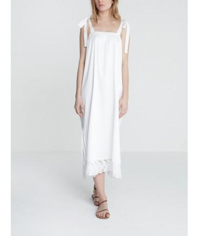 Robe Sencha - BLANC
