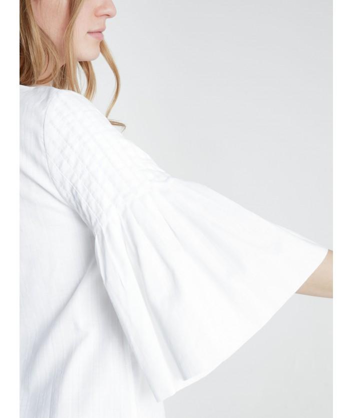 Robe Nazuo - BLANC