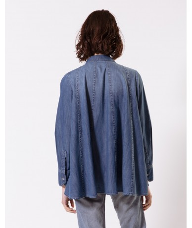 Chemise Hoshi - Bleu