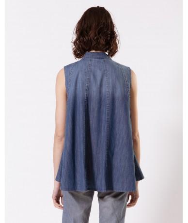 Chemise Chiro - Bleu