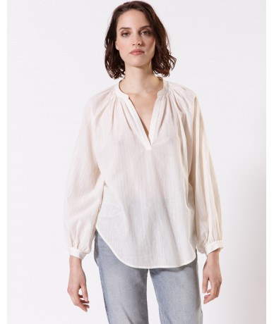 Blouse Pashi - Naturel