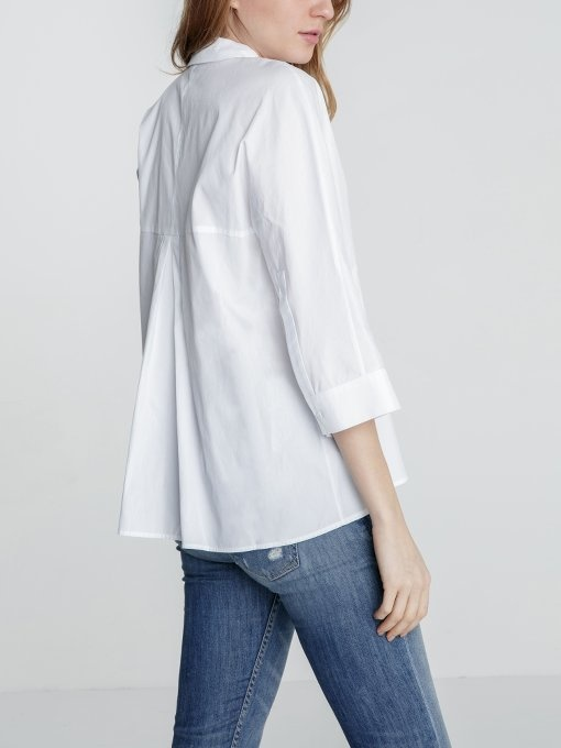 chemise Fuyo de créateur
