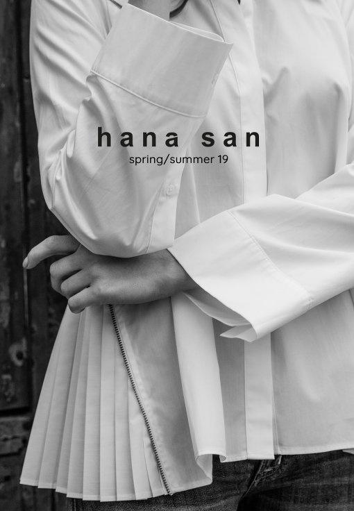 collection createur hana san chemise robe et blouse