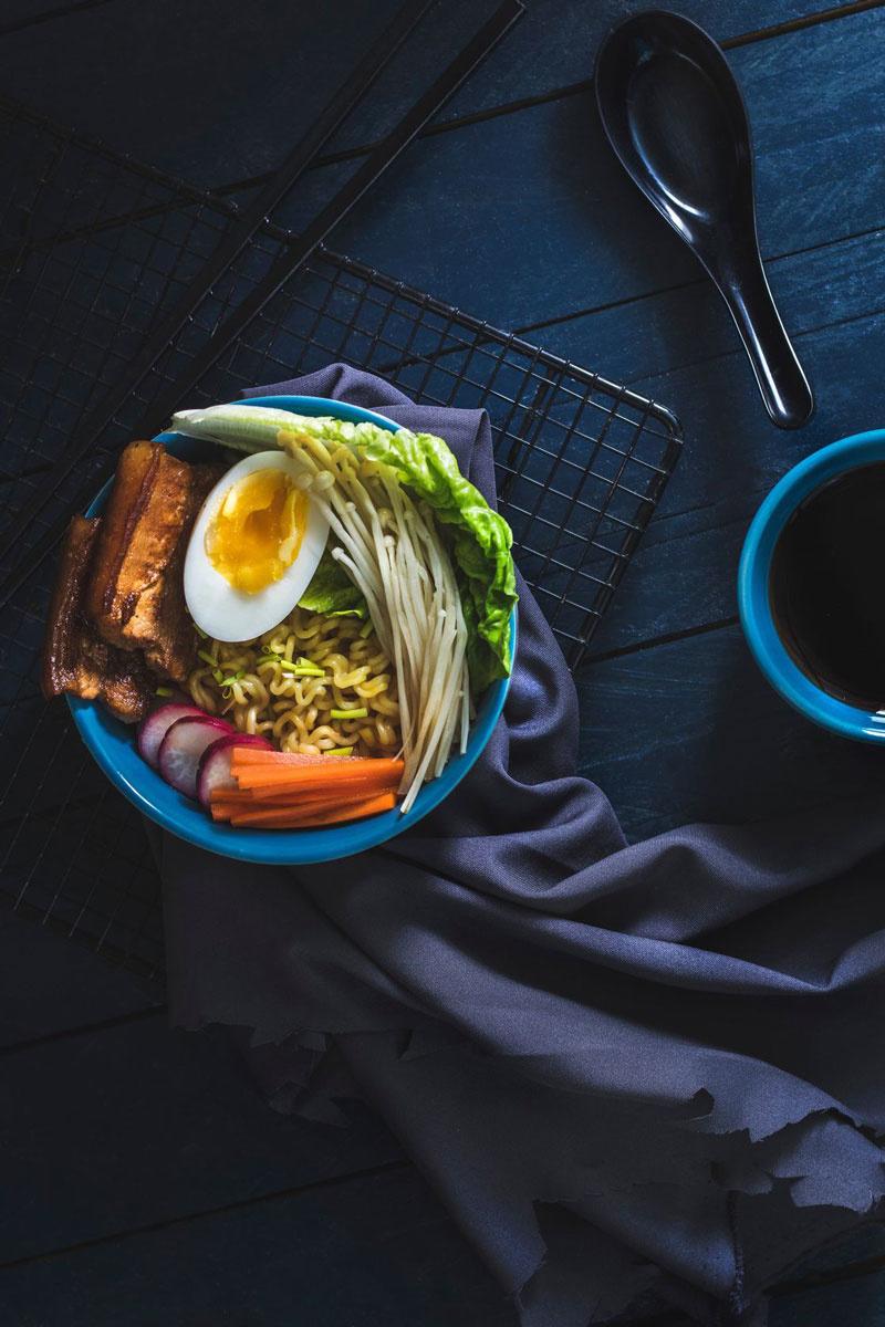 recette de ramen japonais