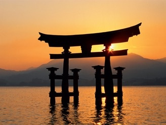 chemise et robe japonaise