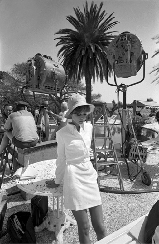 Chemise blanche Audrey Hepburn