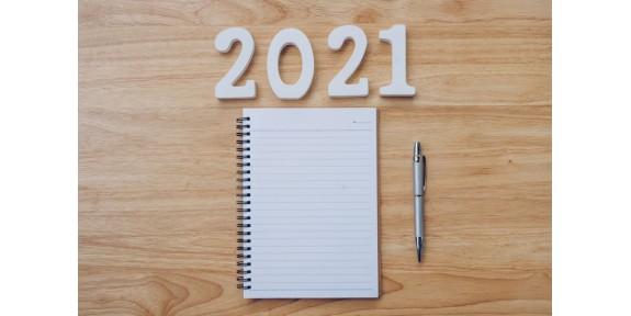 Les 5 bonnes résolutions 2021 de l'équipe Hana San