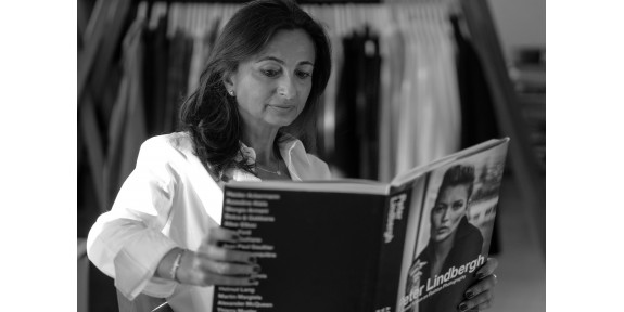 Interview de Carine Melkonian, fondatrice de Hana San