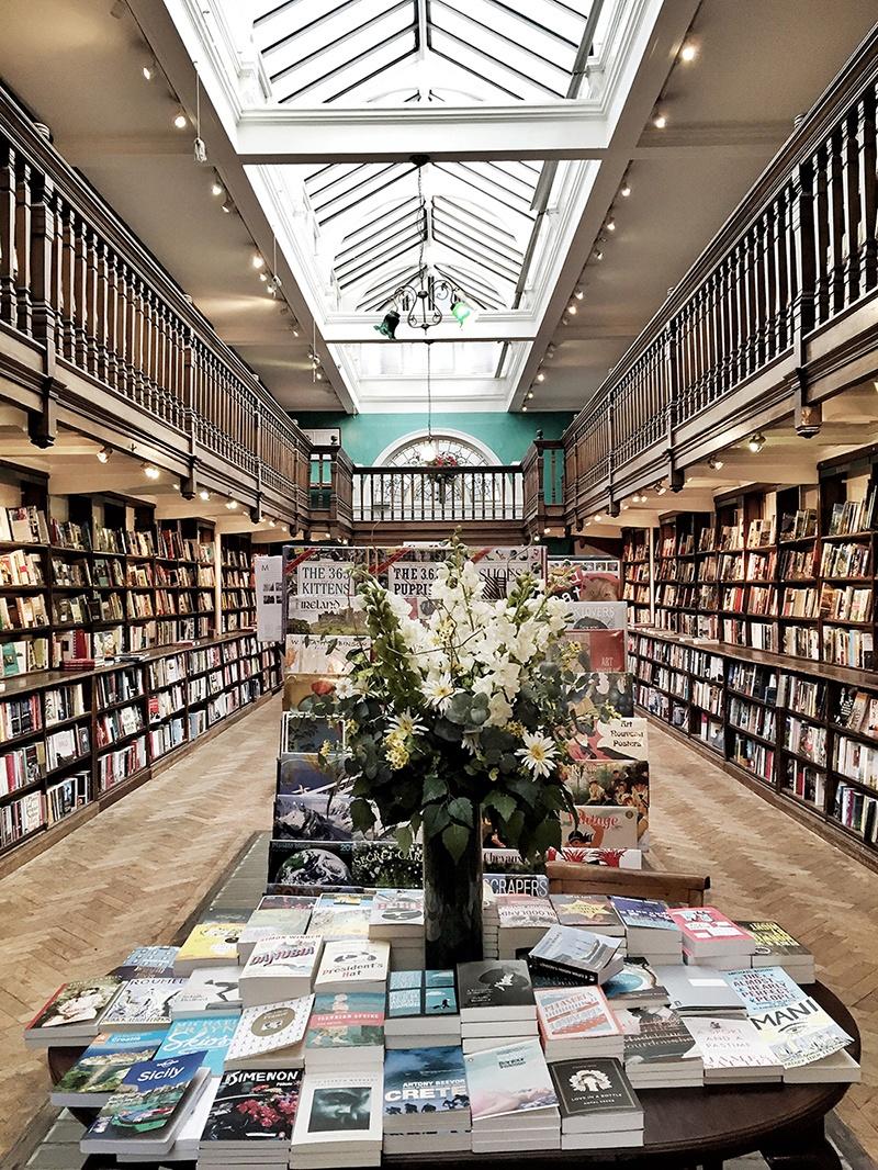 librairie daunt books londres